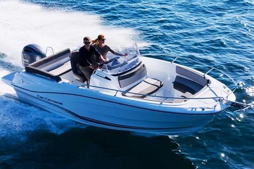 Notre gammes de bateau neufs