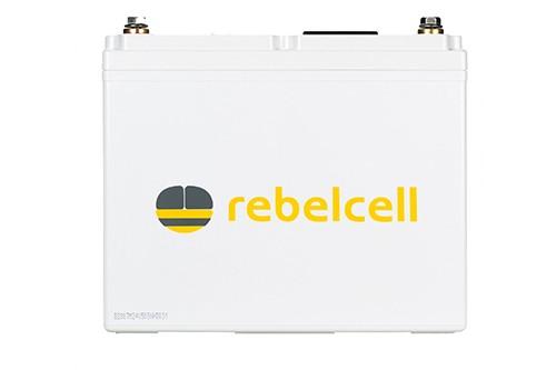 Rebelcell Batterie