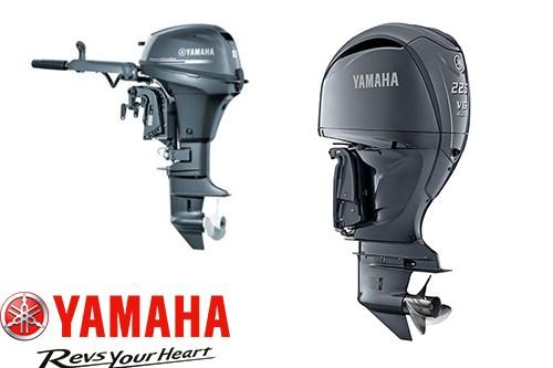 Yamaha hors-bord